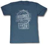 Brooklyn Nine Nine - Badge T-shirts
