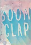 Boom Clap Posters