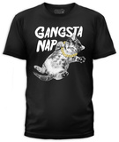 Gangsta Nap (slim fit) T-shirts