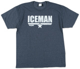 Top Gun - Ice Man Tshirts