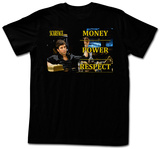 Scarface - Monpowres T-Shirt