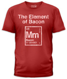 Element Of Bacon (slim fit) T-Shirt