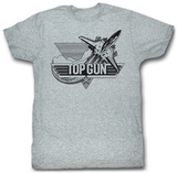 Top Gun - Black T-shirts