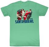 Brooklyn Nine Nine - Santa T-Shirt