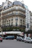 Paris France Cafe de Flore Art Print Poster Photo