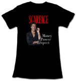 Juniors: Scarface - M.P.R. T-Shirts