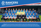 Rangers Team 14/15 Posters