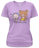 Juniors: Rilakkuma - Music Time T-shirts