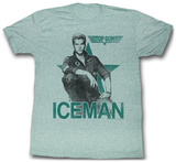 Top Gun - Iceman T-shirts