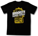 Brooklyn Nine Nine - Badge T-shirts