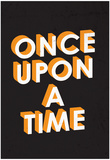 Once Upon A Time Posters
