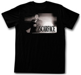 Scarface - Whitefire T-Shirt