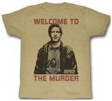Brooklyn Nine Nine - Welcome T-shirts