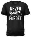 Never Forget (slim fit) T-Shirt