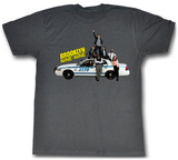 Brooklyn Nine Nine - Car People T-shirts