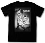 Ace Ventura - BnW Poster T-Shirt
