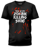 Zombie Killer (slim fit) T-shirts
