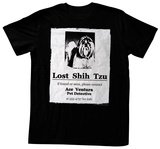 Ace Ventura - Lost T-shirts