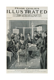 The Woman-Suffrage Movement in New York City Society Leaders Giclee Print