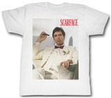 Scarface - Chillin' T-Shirt