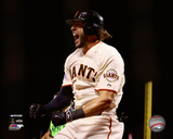 Michael Morse Home Run Game 5 of the 2014 National League Championship Series Photo