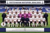 Tottenham Team 14/15 Posters
