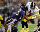 Elvis Dumervil 2014 Action Photo