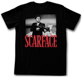 Scarface - Shootah T-shirts