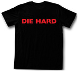 Die Hard - Die Hard Logo T-shirts