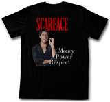 Scarface - M.P.R. T-shirts