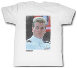 Top Gun - Iceman Fade T-Shirt