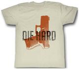 Die Hard - Gun T-Shirt