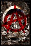 Anarchy Skull 2 Prints