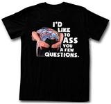 Ace Ventura - Questions T-Shirt