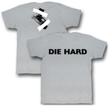 Die Hard - Die Cut T-shirts