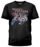 Transformers - Epic Battle (slim fit) T-shirts