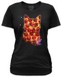 Juniors: Pizza Cat T-Shirt