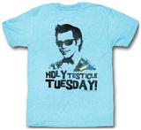 Ace Ventura - Tuesday T-Shirts