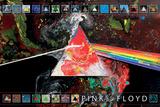 Pink Floyd– 40. Jubiläum Kunstdruck