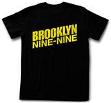 Brooklyn Nine Nine - Logo T-shirts