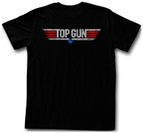 Top Gun - Logo T-Shirts