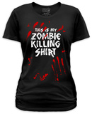 Juniors: Zombie Killer T-Shirt