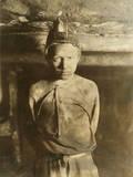 Trapper Boy, Turkey Knob Mine, Macdonald, W. Va. Photographic Print