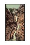Seven Falls, Cheyenne Canyon, Colorado Giclee Print