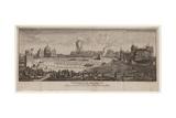 Vorderseite Des Marsfeldes, Am 1 Vendemiaire Des Jahres VII Giclee Print