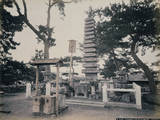 Tower of Kiyomori, Hiogo Photographic Print