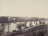 Battery D, Fifth Us Artillery in Action, Fredericksburg, VA Photographic Print
