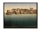 St. Benezech, Bridge, Avignon,Provence Giclee Print