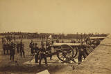 Fort Richardson, 1st Connecticut Heavy Artillery Photographic Print