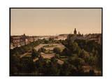 Kungstradgarden, Stockholm, Sweden Giclee Print